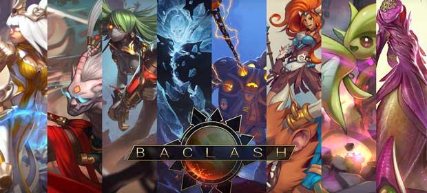 BA Clash - MOBA