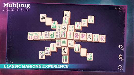 Mahjong Solitaire Elite