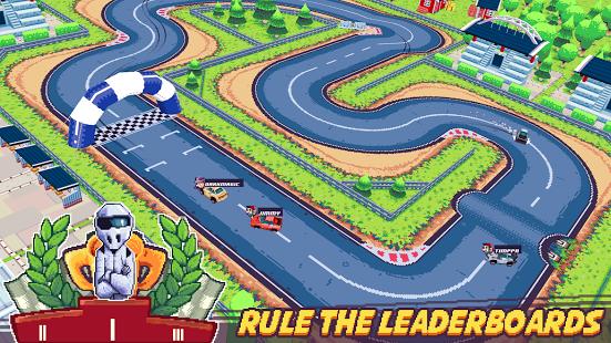 Built for Speed: Racing Online