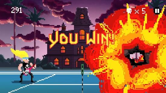 Heavy Metal Tennis Training