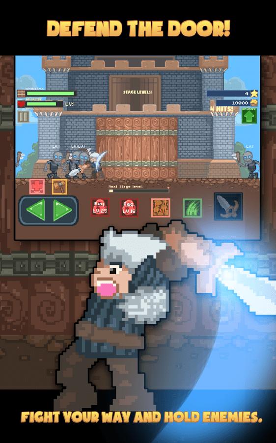 Hold the Door, Throne Defense