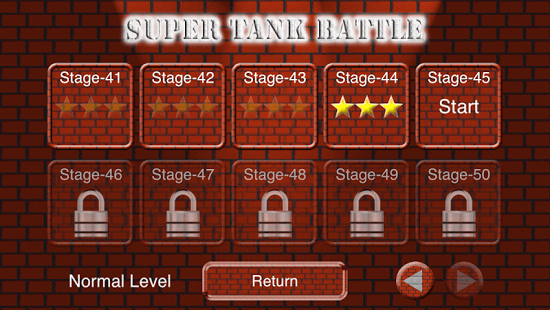 Super Tank Battle - 500 Maps