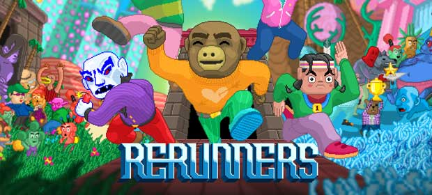 ReRunners - Race for the World