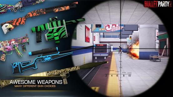 Bullet Party CS 2 : GO STRIKE