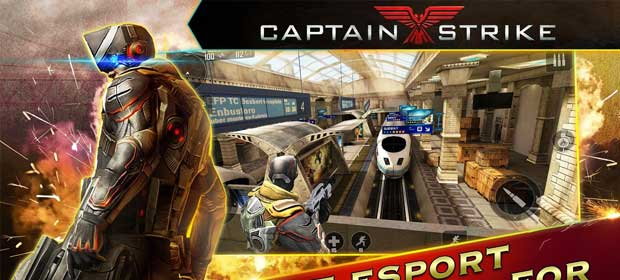 Captain Strike: Reloaded