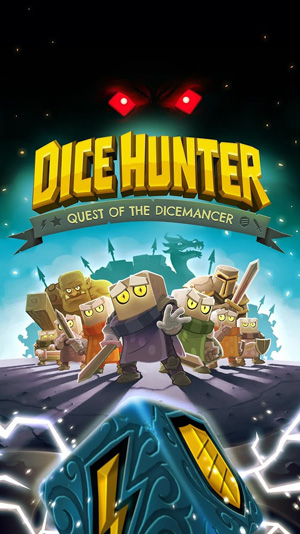 Dice Hunter: QotD