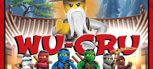 LEGO Ninjago WU-CRU