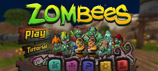 ZomBees - Bee The Swarm