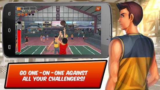 Barangay Basketball