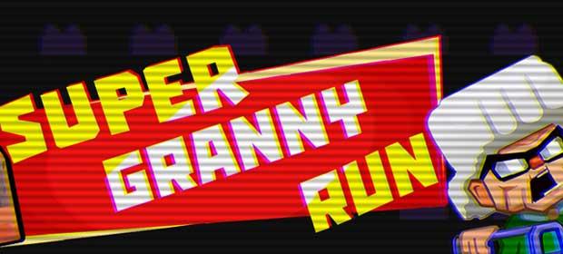Super Granny Run