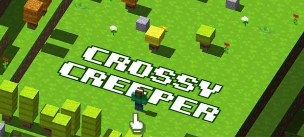 Crossy Creeper : Smashy Skins