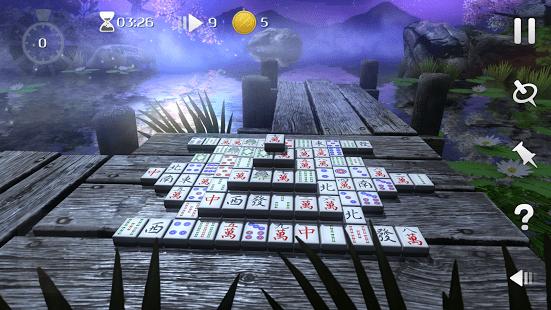 Zen Garden Mahjong