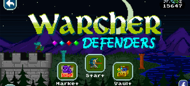 Warcher Defenders (Unreleased)