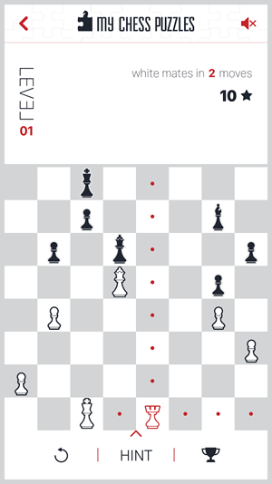 My Chess Puzzles