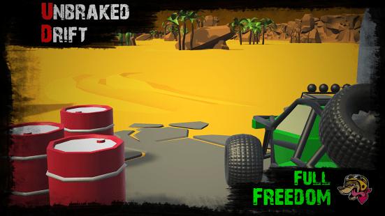Unbraked Drift
