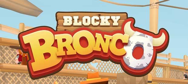 Blocky Bronco