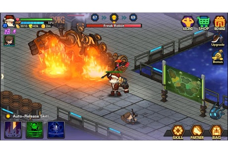 Endless War: Brave Souls - Idle RPG » Android Games 365 - Free Android Games Download