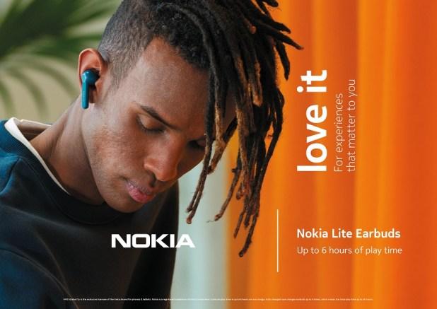 Nokia Lite Earbuds BH 205