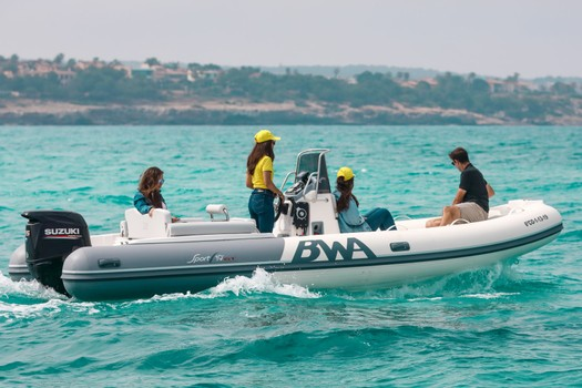 BWA 19 SPORT GT 2019 Smile Boats