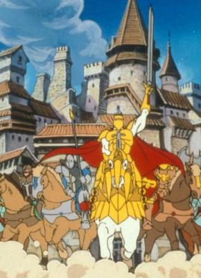 Le roi Arthur et les chevaliers de la justice (1992