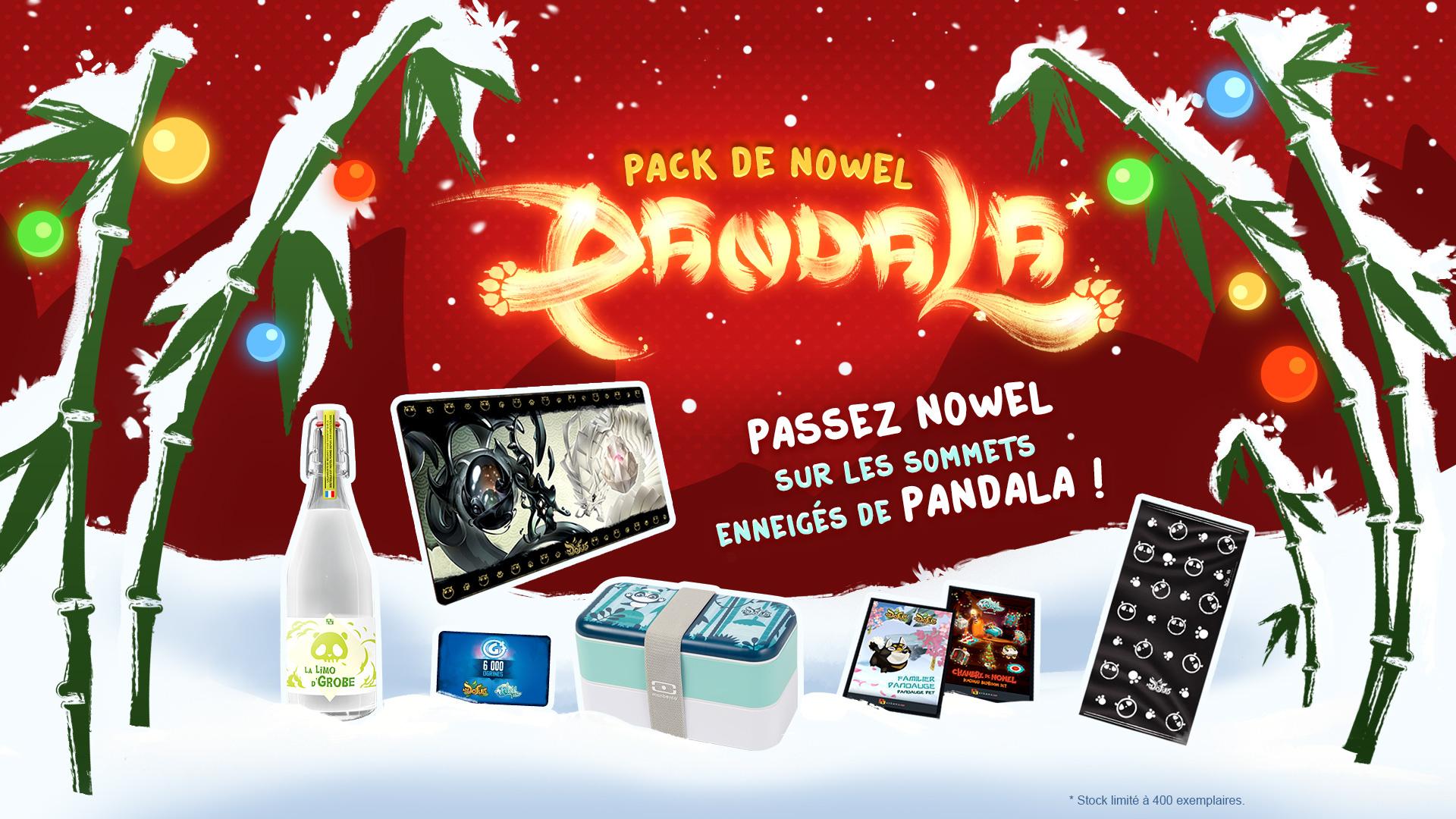 pack de nowel pandala shop