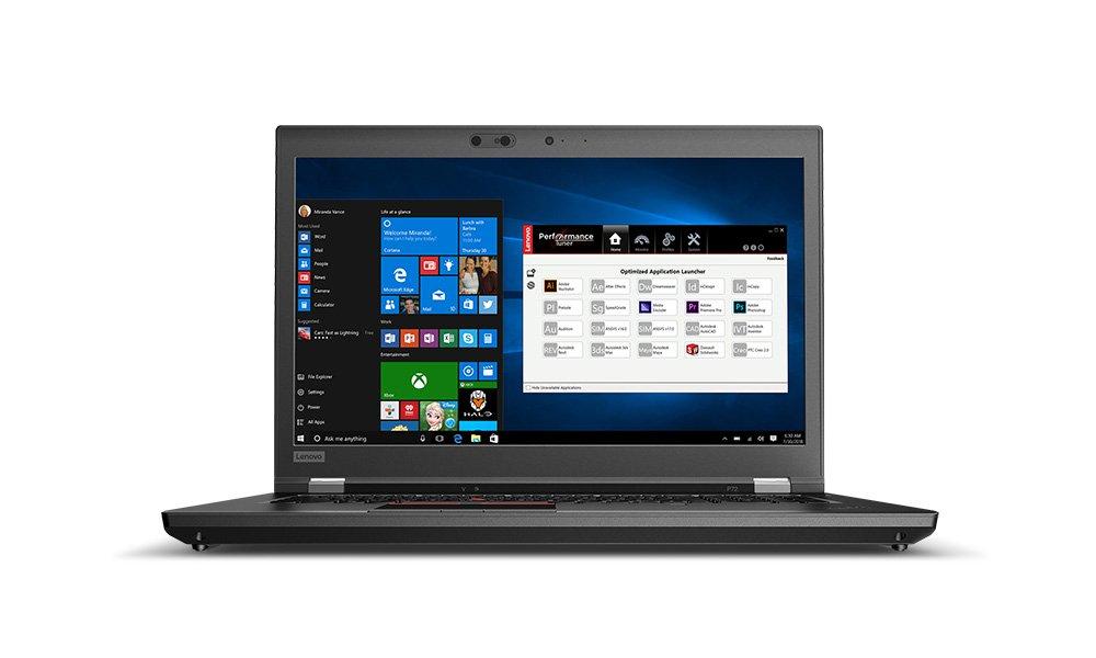 ThinkPad P1 i ThinkPad P72: nowe stacje robocze dla profesjonalistów!