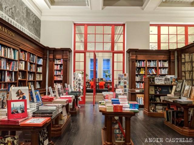 Las librerias más bonitas de Nueva York - Rizzoli Bookstore