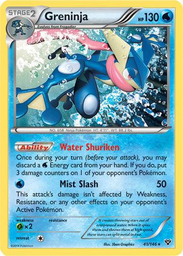 Greninja Prices Pokemon Card Prices