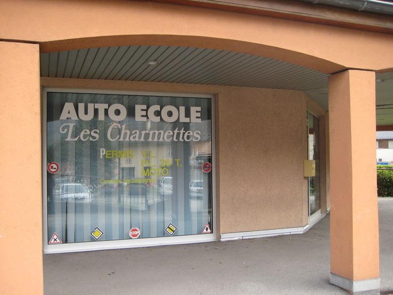 Auto Ecole Les Charmettes Office De Tourisme Territoire