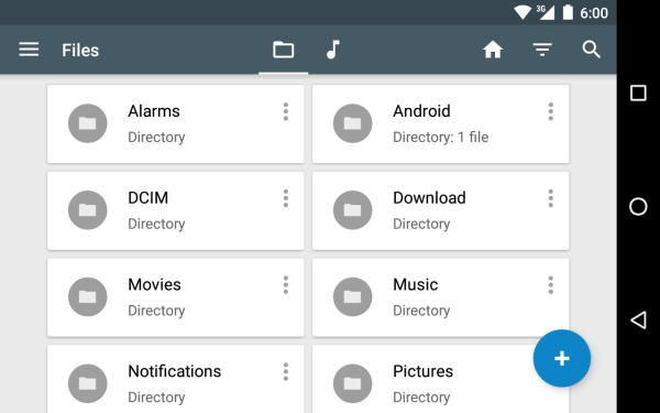 Es File Explorer Access Files View Play Music - Year of