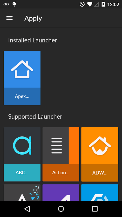 ELEGANCE UI - Icon Pack » Apk Thing - Android Apps Free Download
