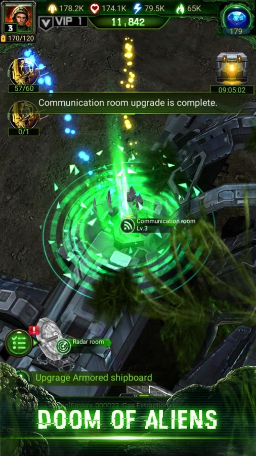 Doom Of Aliens Unreleased Apk Thing Android Apps