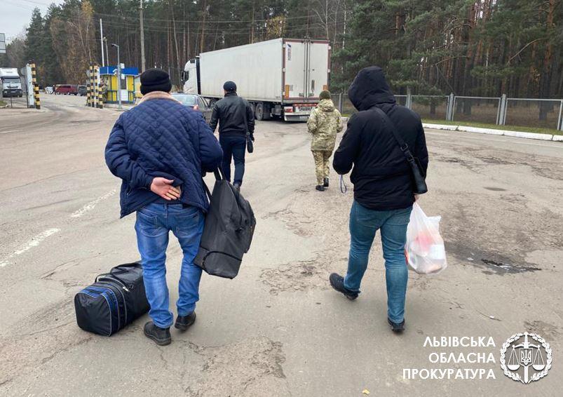 Переховувався 7 років: на кордоні з Росією затримали екс-чиновника МВС, який втік, АБЗАЦ