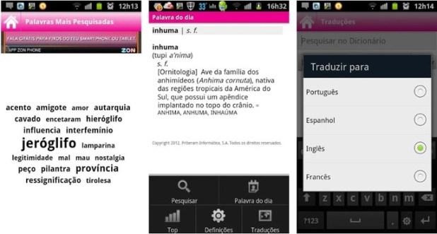 Diccionario Priberam