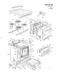 Avanti DER241BS 24 Inch Elite Series Electric Freestanding