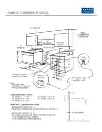 FiveStar WPN5317W 48 Inch Gas Freestanding Range with