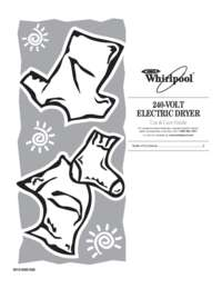 Whirlpool WFC7500VWSTKPAIR1 Washer and Dryer Combos