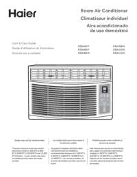 Haier ESA406P Window Air Conditioner 250 sq. ft. Cooling