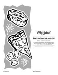 Whirlpool WMC50522HB 24 Inch Countertop Microwave, in