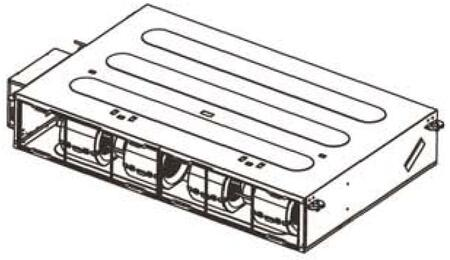 LG LDN097HV4PART 31 Inch Mini Split Low Static Ducted