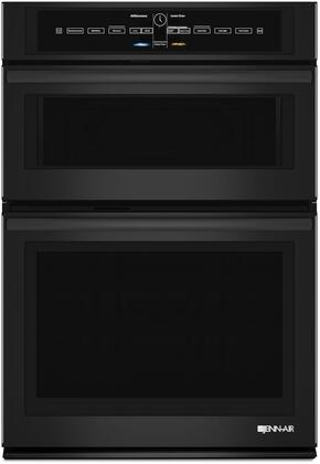 jenn air jmw3430db 30 inch 6 4 cu ft total capacity electric double wall oven microwave combo oven