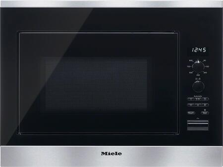 miele m6040sc directselect series 24 inch built in 0 92 cu ft capacity microwave oven