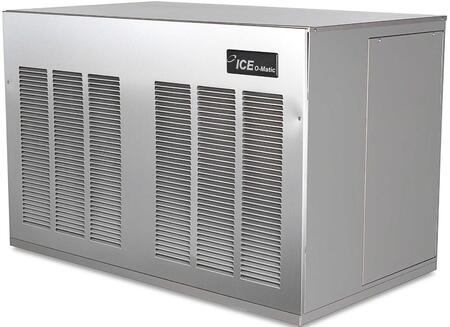The Ice-O-Matic remarkably advanced remotely-cooled ice machine is able to produce 2365 pounds flake ice per 24-hours This ice machine features an advanced load monitoring system that constantl evaluates the stresses placed on the gear box and can au...
