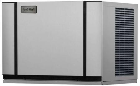 CIM0530FA Elevation Series Modular Cube Ice Maker Head with 561 Daily Ice Production One Touch Sanitize Descaling Controls Dishwasher Safe Food Zone Components and Self Contained Condenser