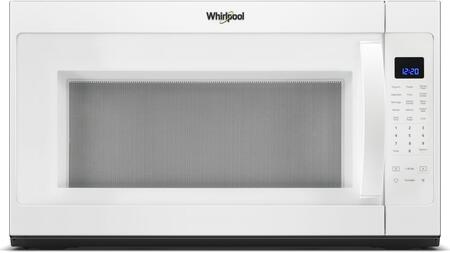 whirlpool wmh53521hw 30 inch over the range 2 1 cu ft capacity microwave oven