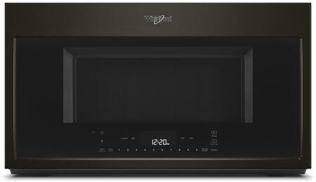whirlpool wmh78019hv 30 inch over the range 1 9 cu ft capacity microwave oven