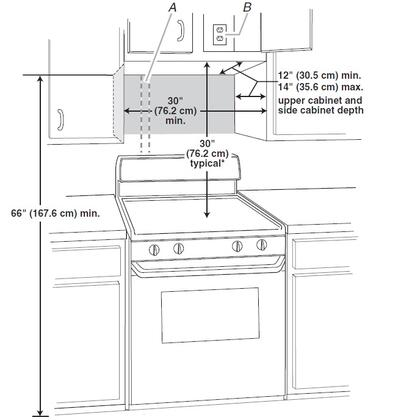 Whirlpool WMH53520CH 30 Inch White Ice Over the Range 2.0