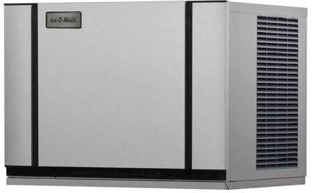 The Ice-O-Matic full cube ice machine is a combination modular full-cube ice machine and storage bin that is a perfect choice for any light-use ice machine needs The attached storage bin eliminates the need to shop for a matching separate ice bin Thi...