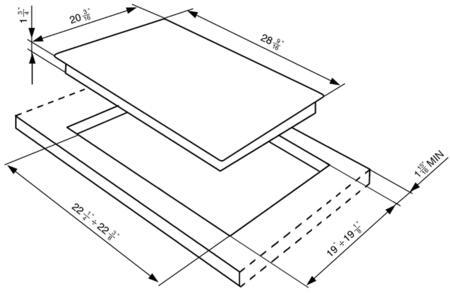 Smeg Linear Design PTS727NU5 28 Inch Sealed Burner Gas