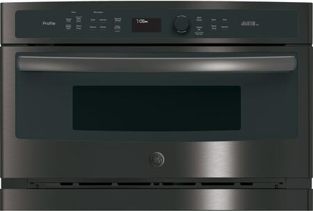 ge profile psb9120blts profile advantium series 30 inch 1 7 cu ft total capacity electric single wall oven microwave combo oven